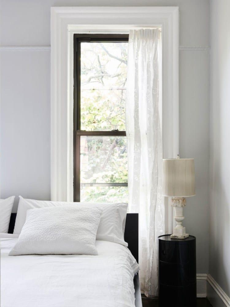 Bedroom Grey walls