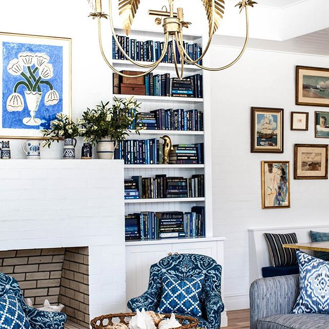 built-in-book-shelf-blue-books-cococozy-halcyonhouse