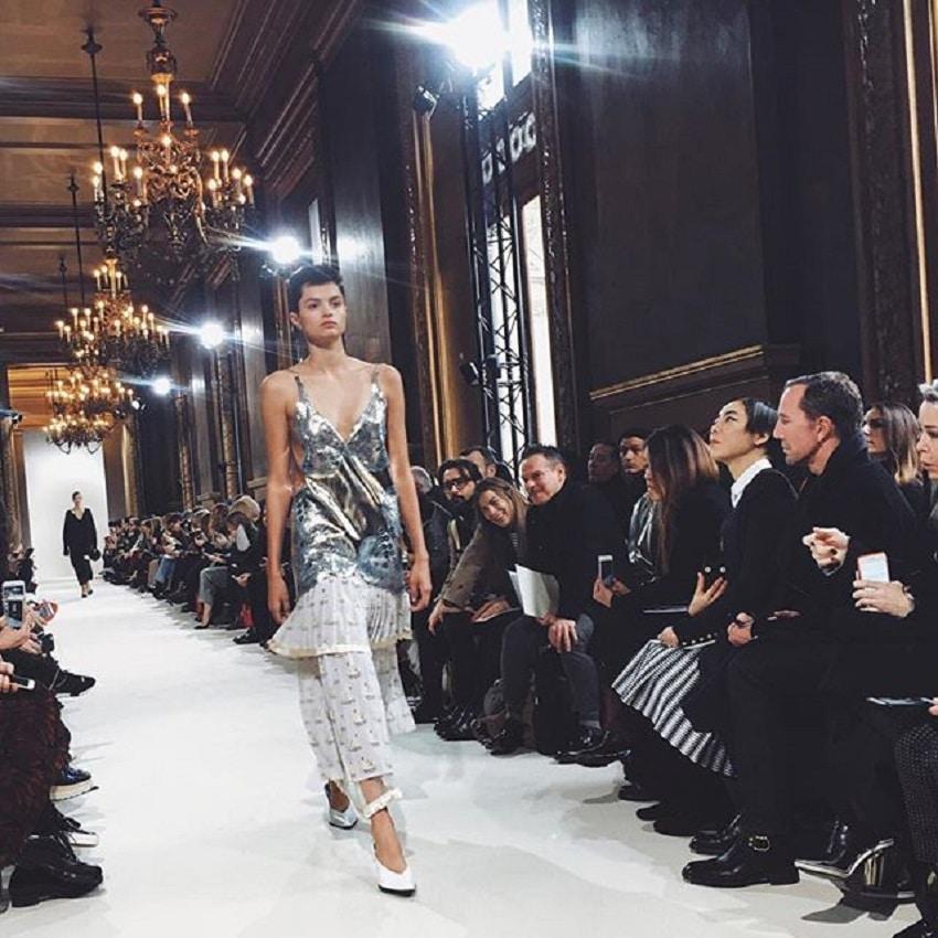 Paris Fashion Week Stella McCartney Runway Show