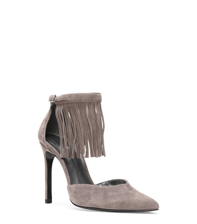 Love this Stuart Weitzman number, on sale for $238 too!