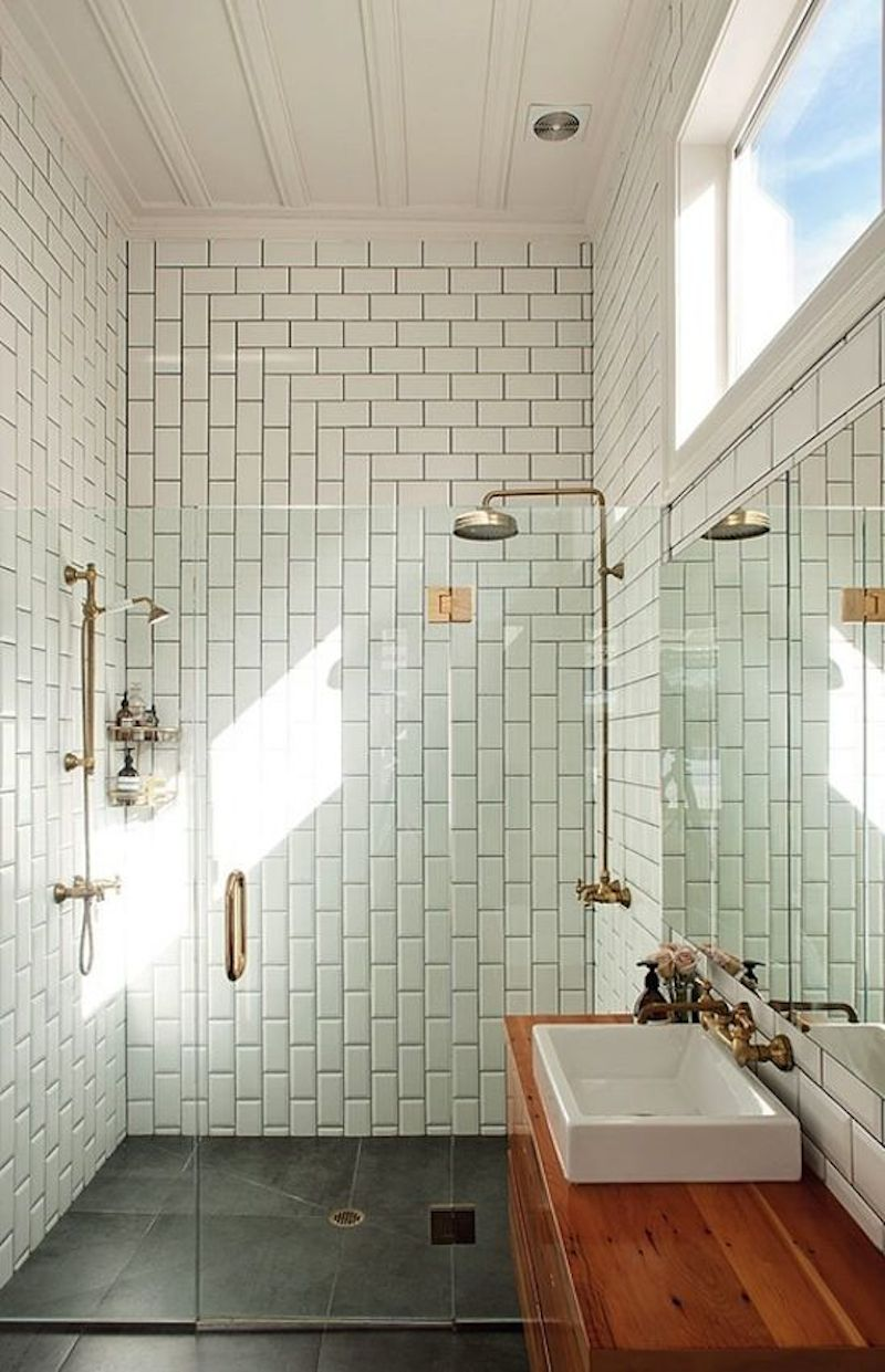 Architecture now white bathroom mid century modern subway tiles bright white bathroom subway tiles shiifo