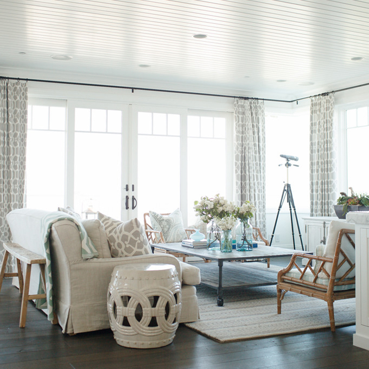 Beach Meets Country Home - Designer Becki Owens | COCOCOZY