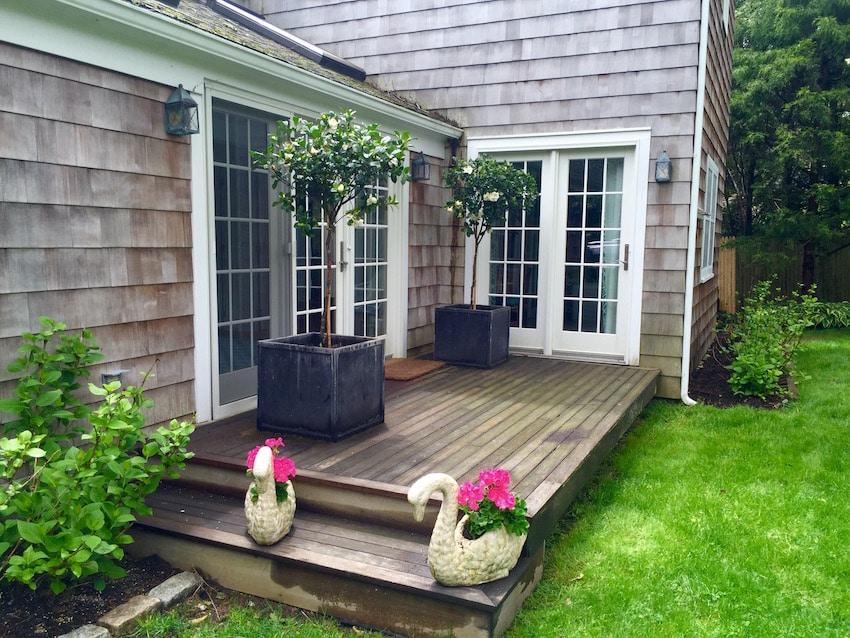 East Hampton Home Exterior Front Door