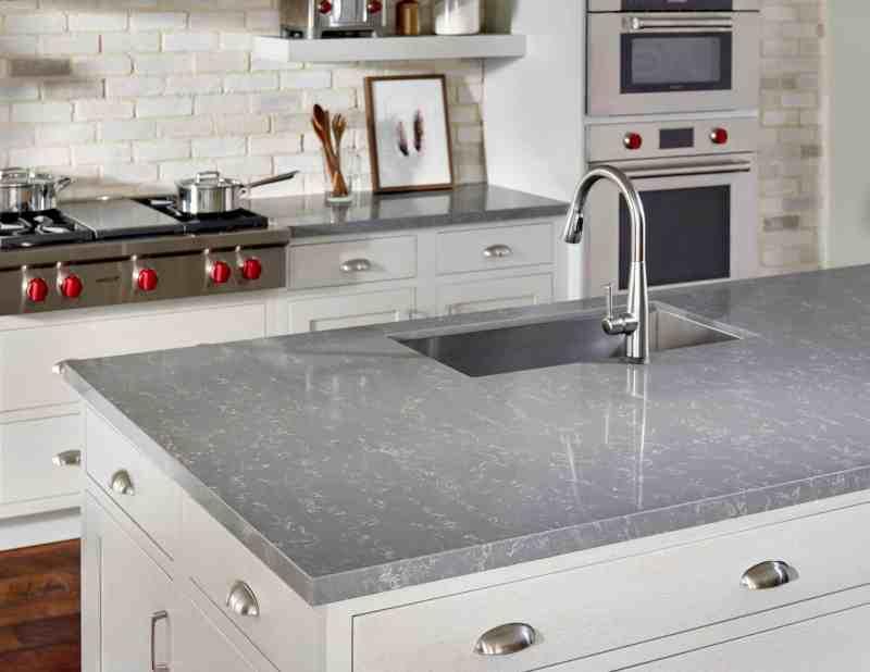 Corian Colors Carrara Zodiaq Grey Kitchen Counters