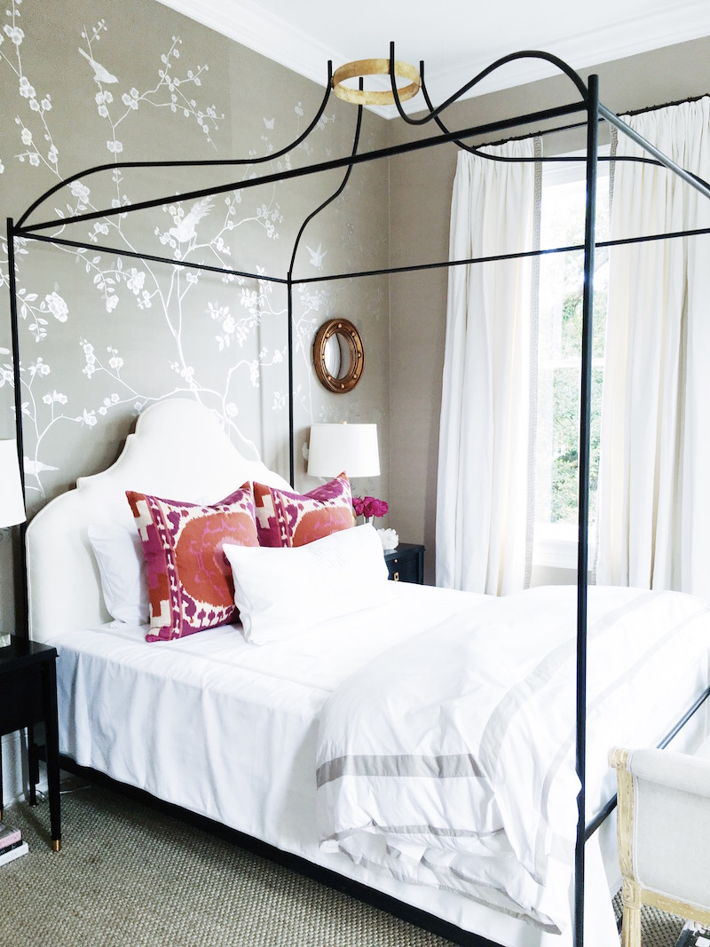 Bright White Bedroom Paloma Contreras Southern Style Now Festival