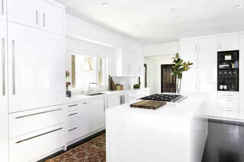 Bright White Kitchens White Cabinets