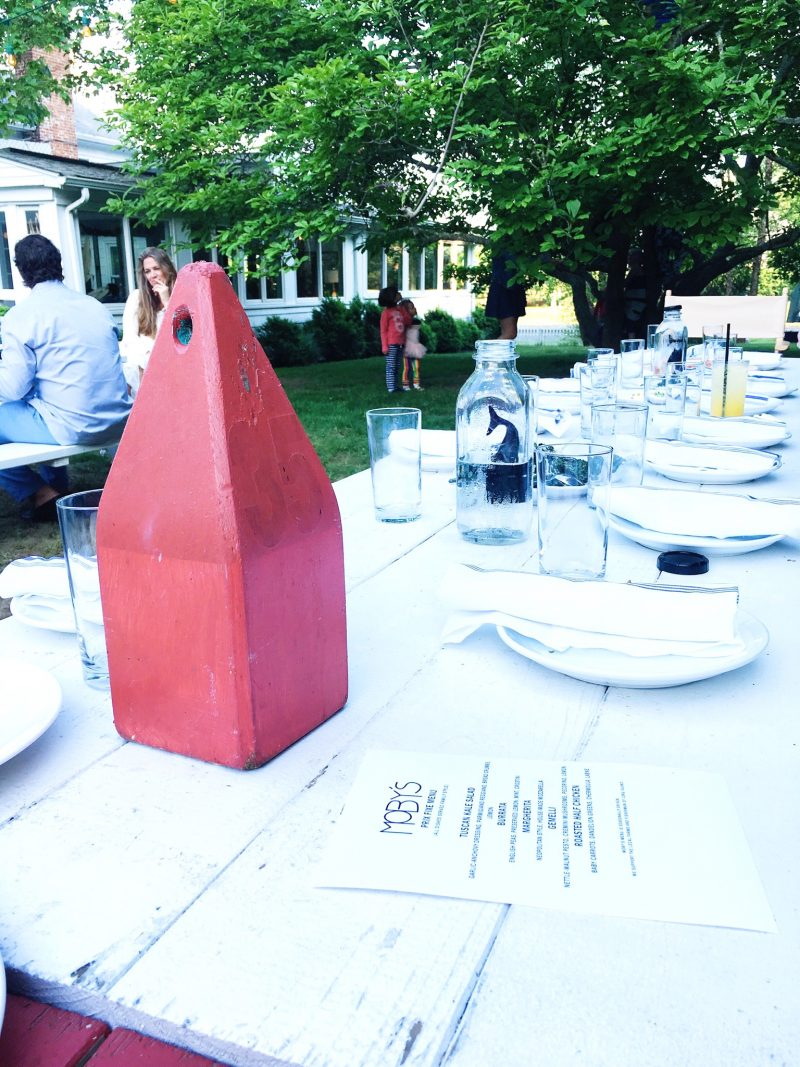 East Hamptons Dinner Party Mobys