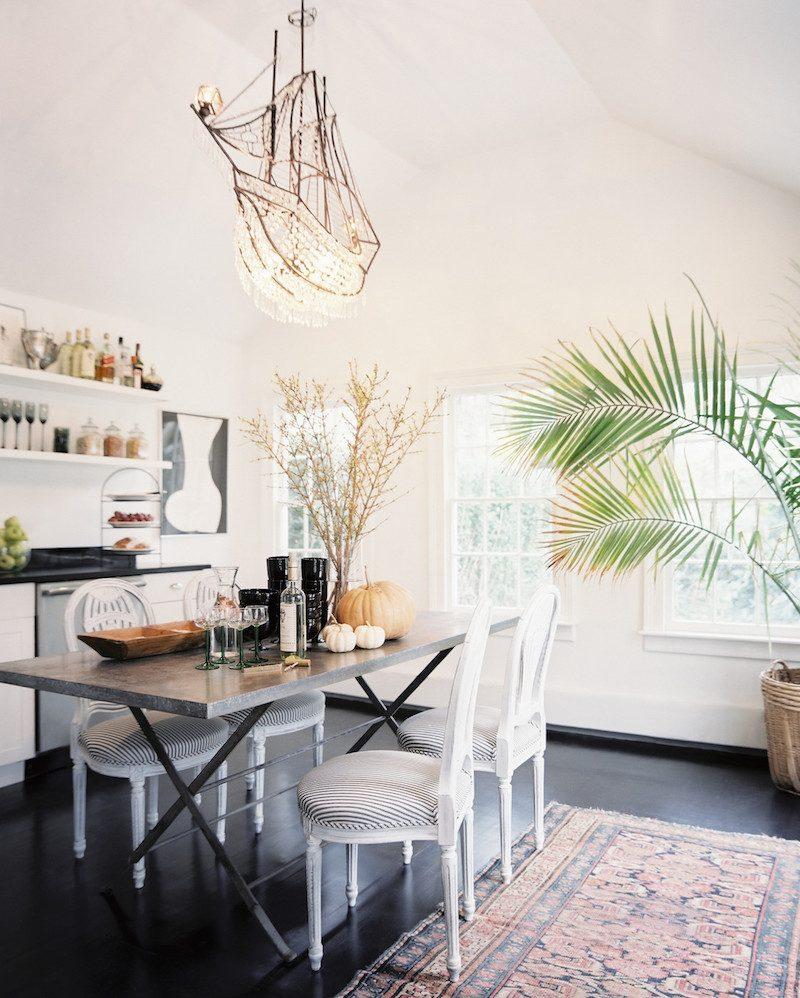 Cottage Kitchen Angeles: SAG Harbor Cottage - House Tours