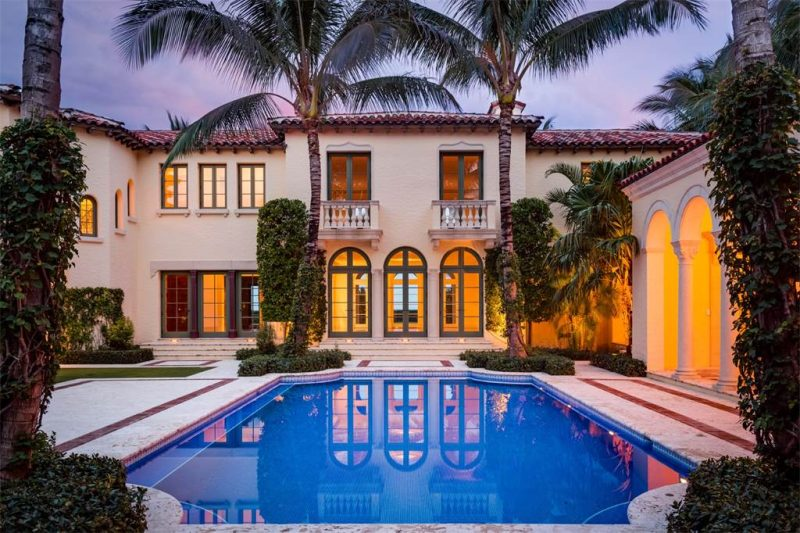 Palm Beach Exterior View