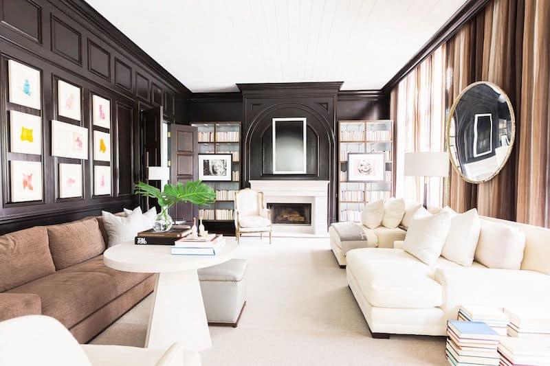 Alyssa-Rosenheck-interior-living-room-built-in-bookshelves ...