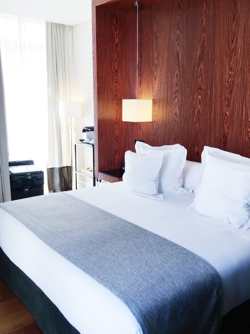 Hotel Unico Bedroom Madrid