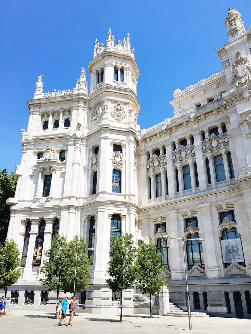 Madrid City Hall