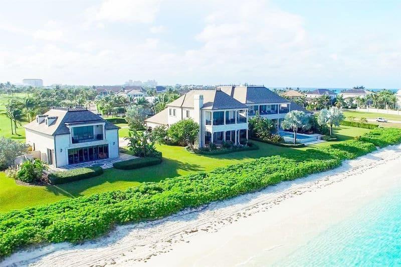 casa sophia bahamas estate exterior
