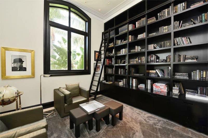casa sophia bahamas library study