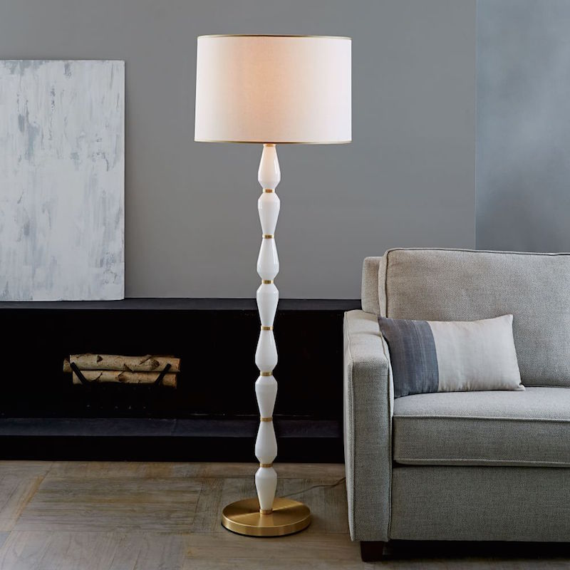 11 Lovely White Lamps Cococozy