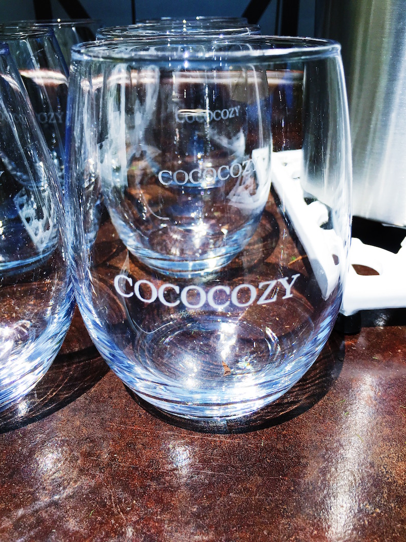 outdoor wine bar etched stemless wine glass shutterfly