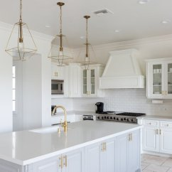 Bright Kitchen Light Fixtures How Much Are Cabinets California Home Remodel - Before & After | Cococozy