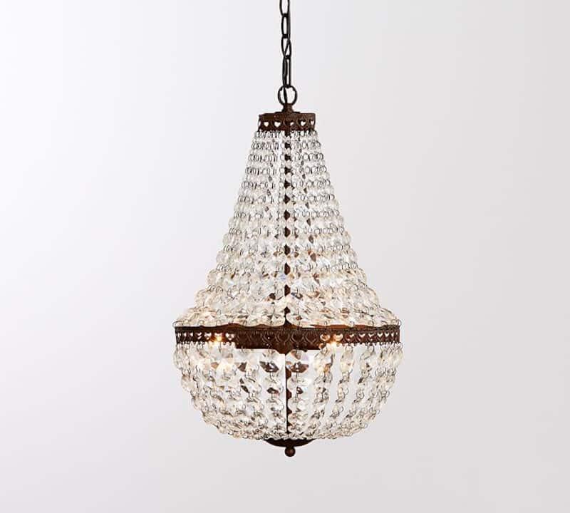 Popular crystal chandelier