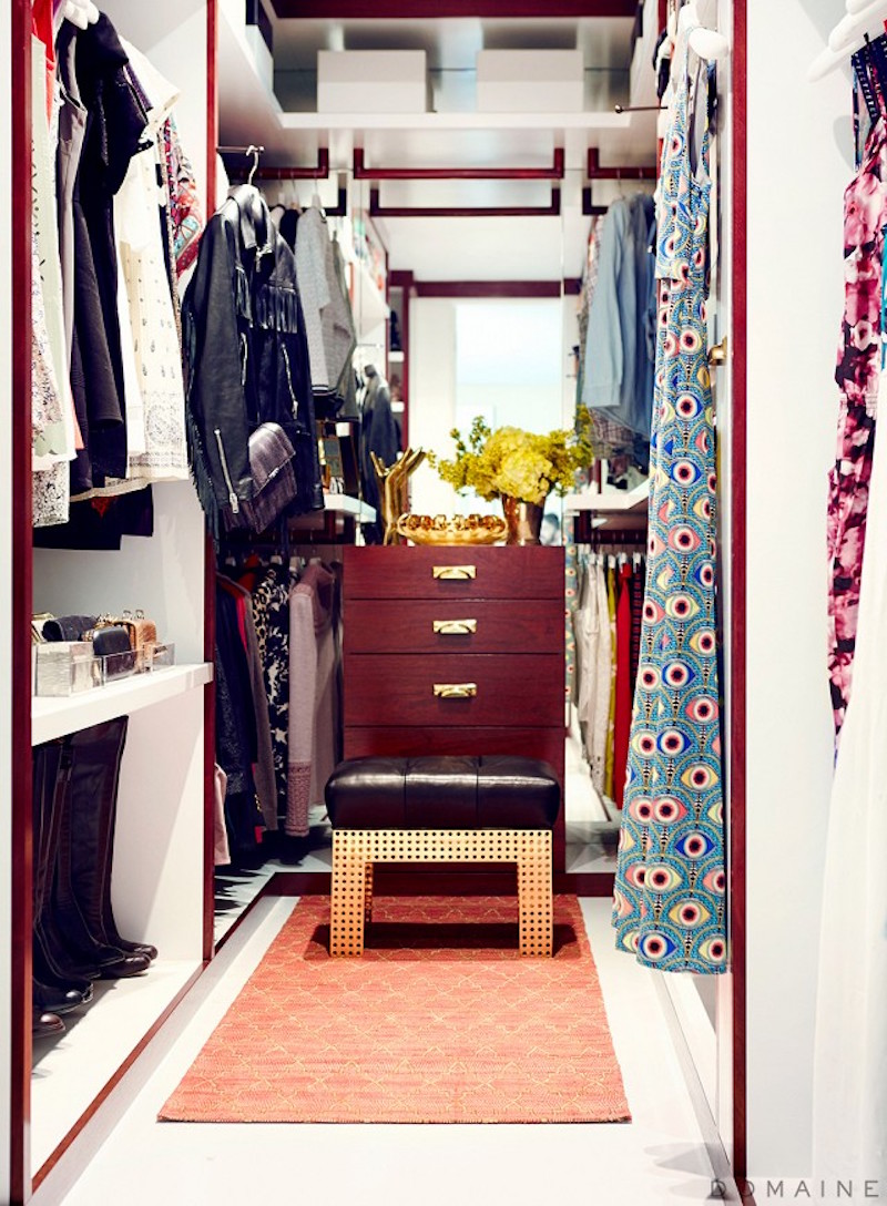 walk in closets tiny