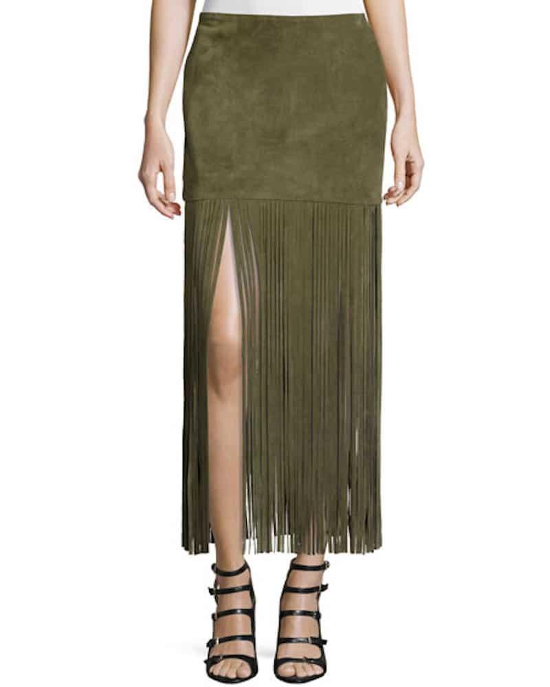 mimi-maxi-skirt-green-fringe