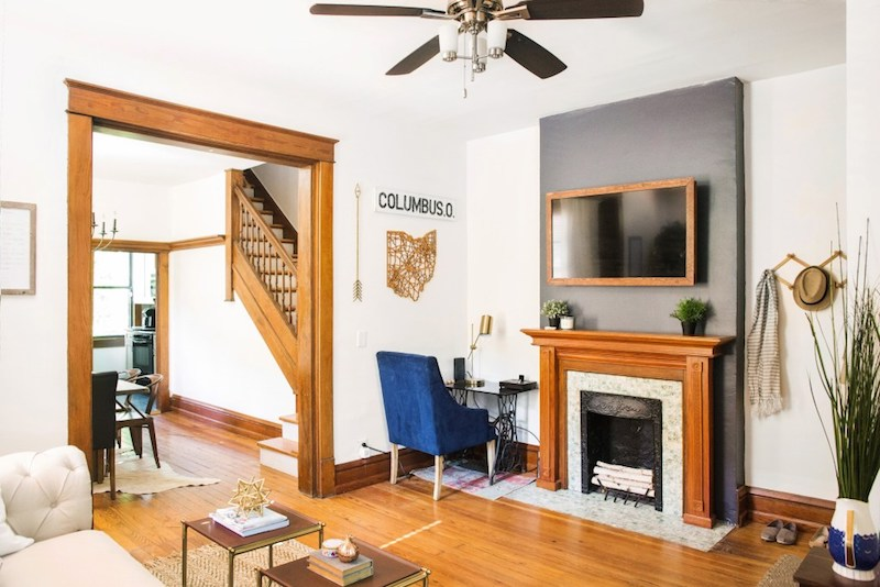 home improvements living room