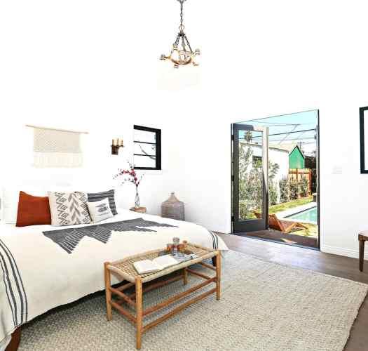 House Tour California Spanish Bungalow