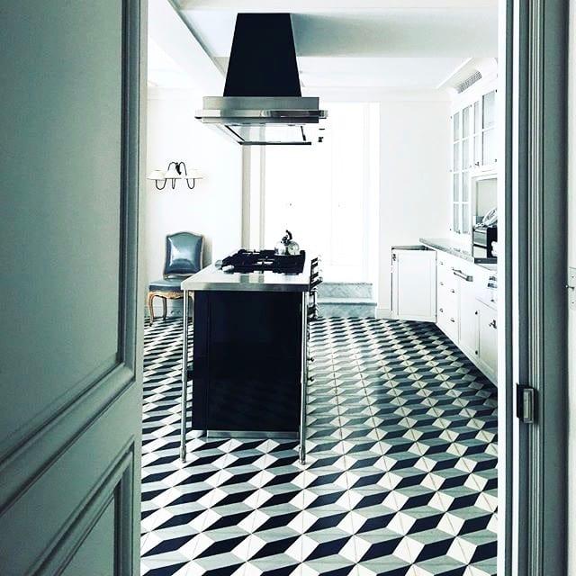 27 Kitchen Tile Floors | Cococozy