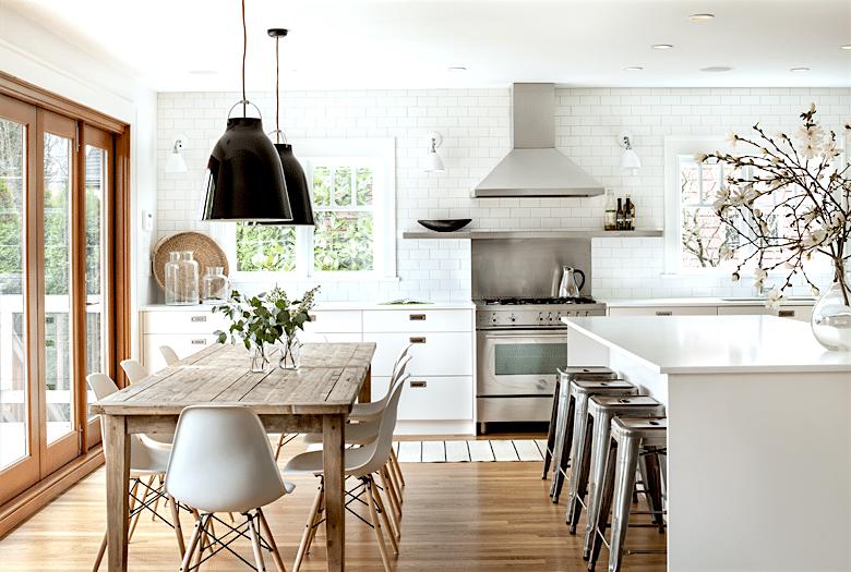 Black Pendant Lights For Kitchen