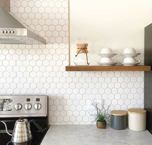 17 Tempting Tile Backsplash Ideas For Behind The Stove Cococozy