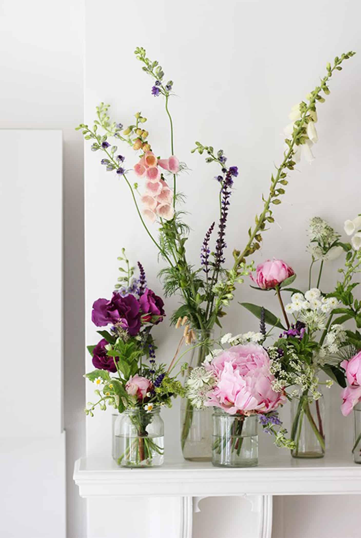 Everyday Easy Flower Arrangement Ideas  COCOCOZY