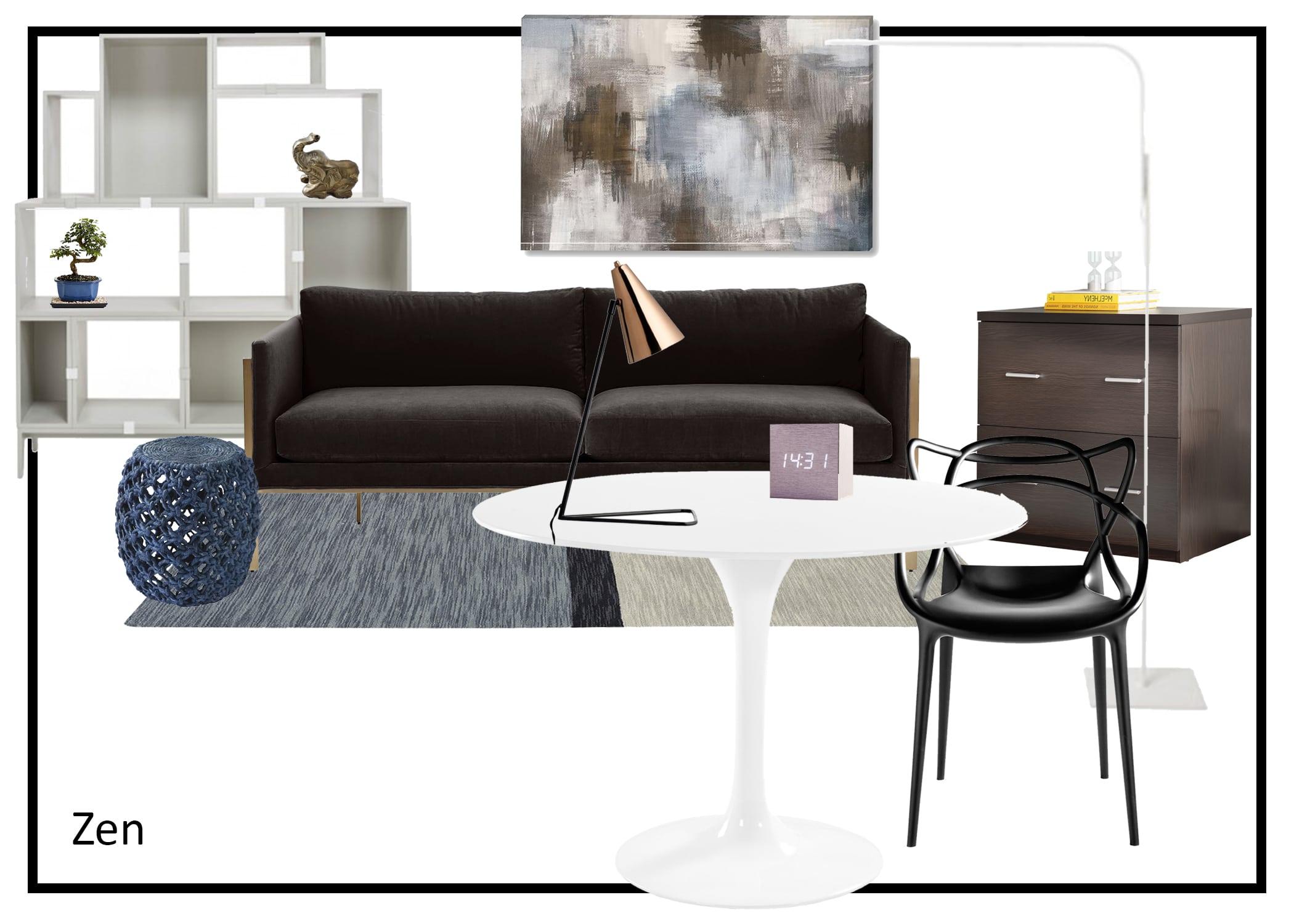 Office Update Chic Saarinen Table Cococozy