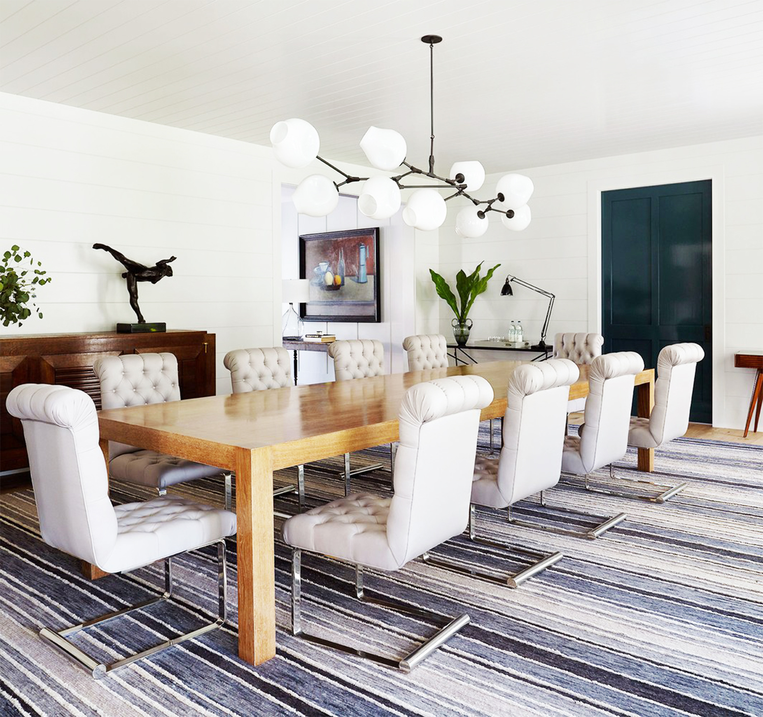 hamptons home with a modern twist cococozy
