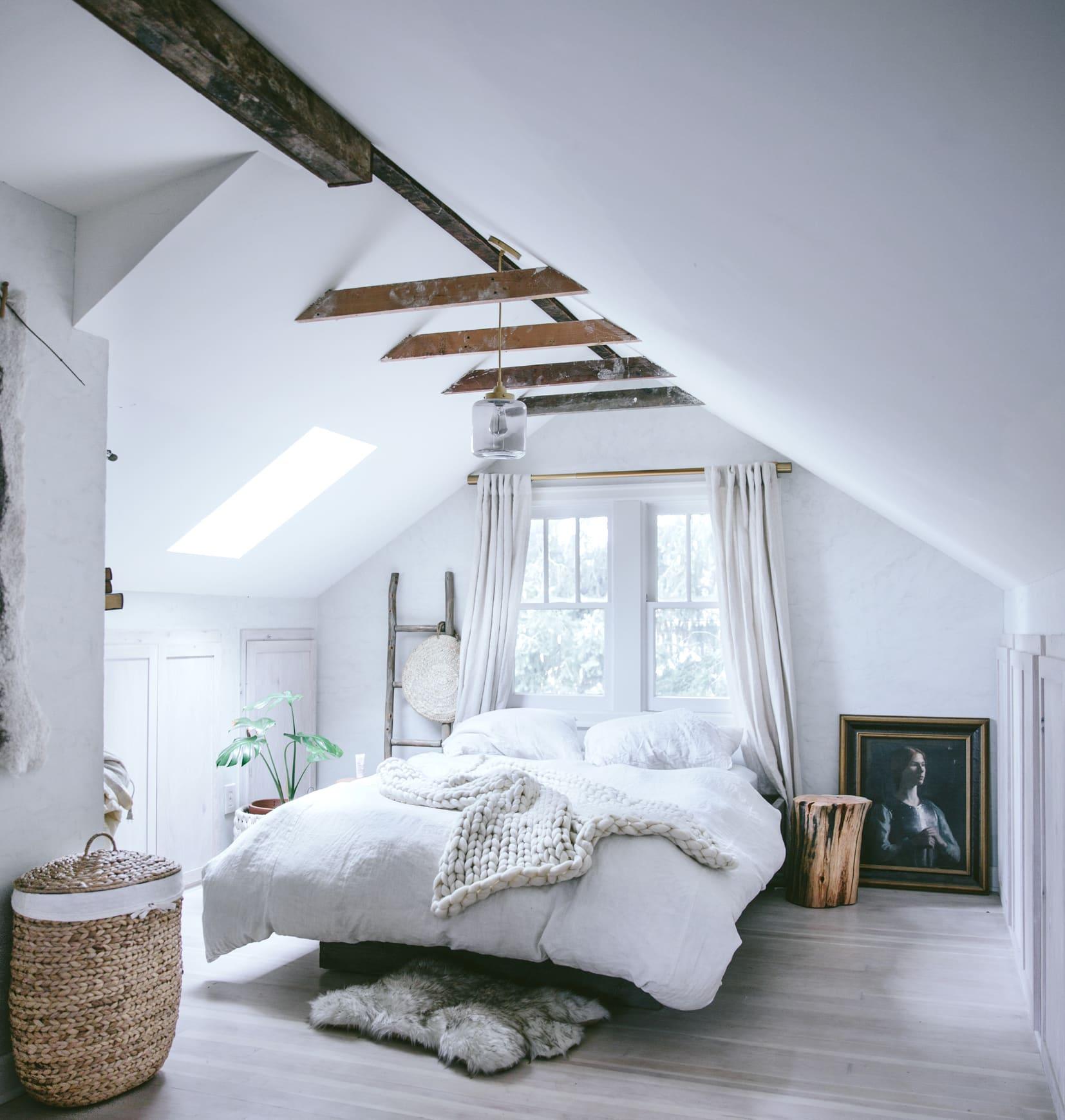& 8 Cozy Bedroom Attic Lofts | COCOCOZY