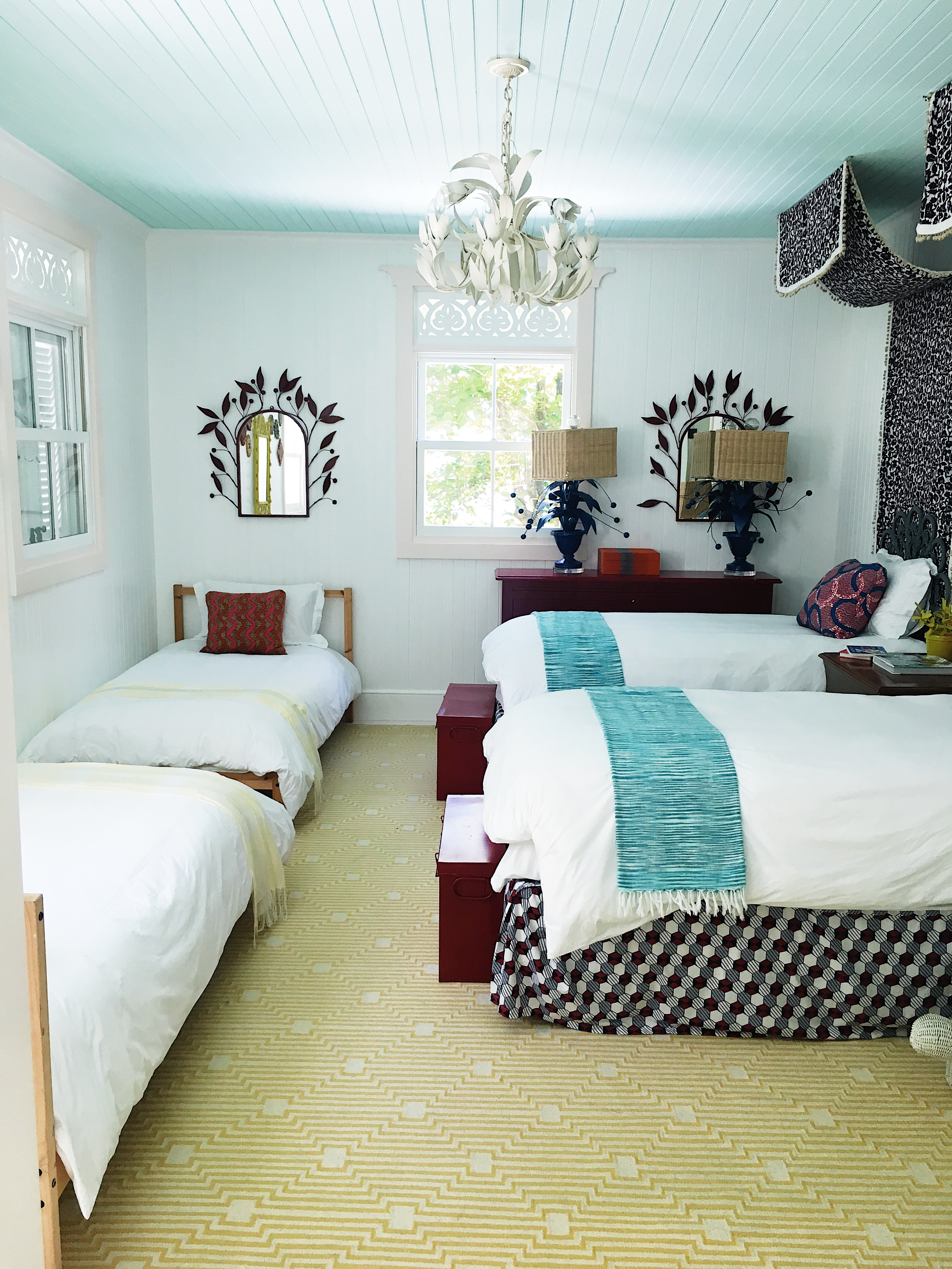 Fanciful bohemian bedroom island style cococozy for Island inspired bedrooms