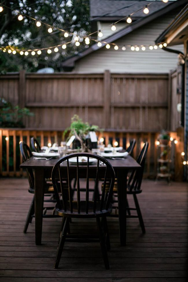 ... Outdoor String Lights Ideas. Share. Share