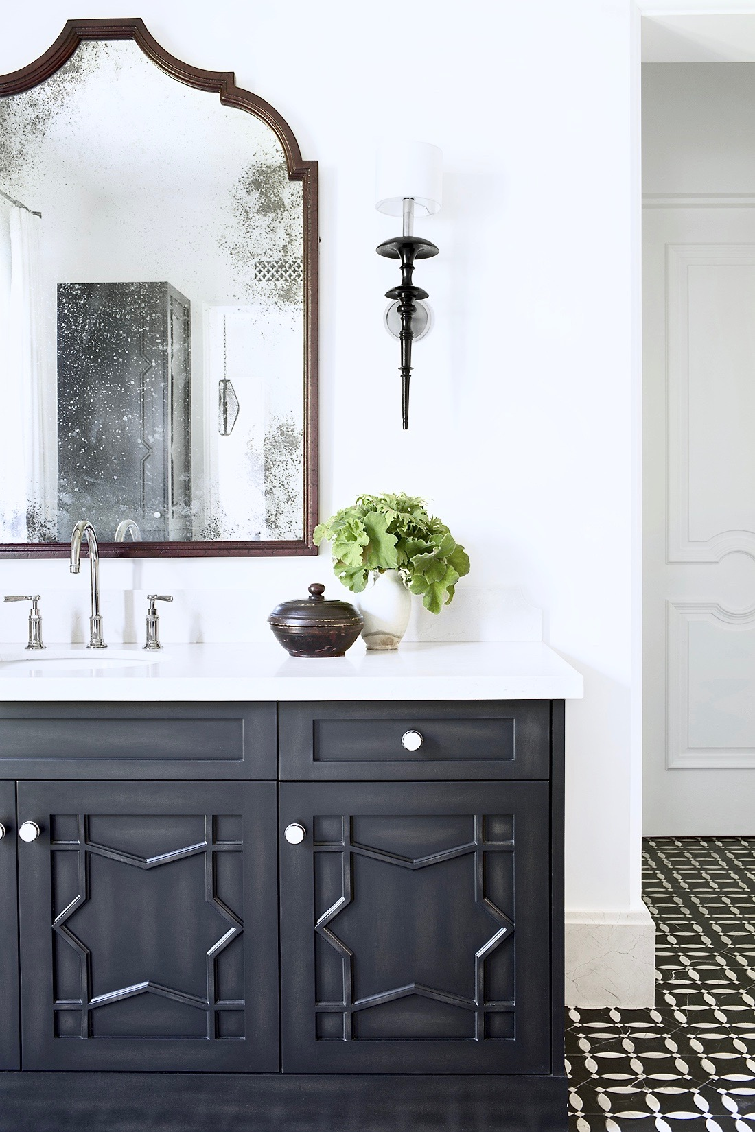 Attrayant Moroccan Inspired Master Bath