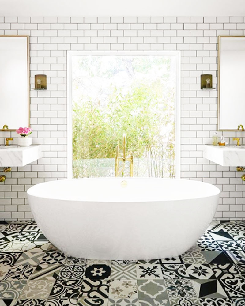 Wonderful 18 Dreamy Freestanding Tubs For The Best Spa Like Bath At Home | COCOCOZY
