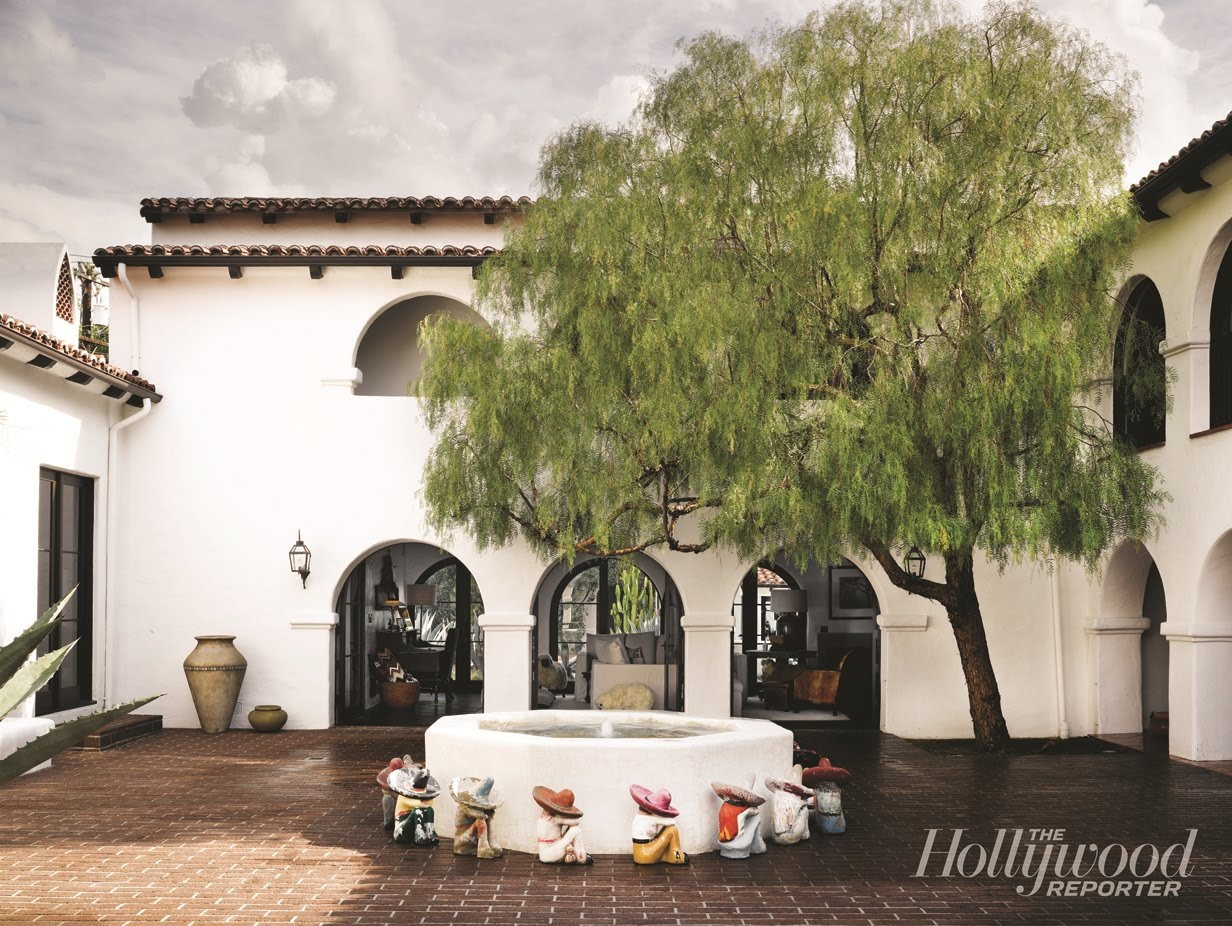 See This House A Gleeful Spanish Style Abode For