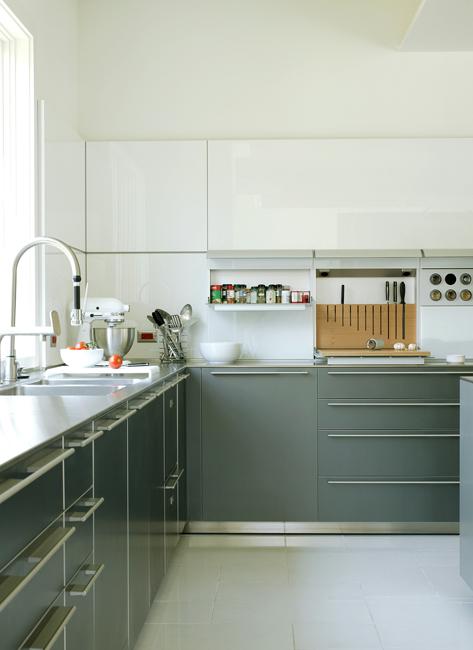 Bye Bye White Hello Dark Kitchen Cabinets Cococozy