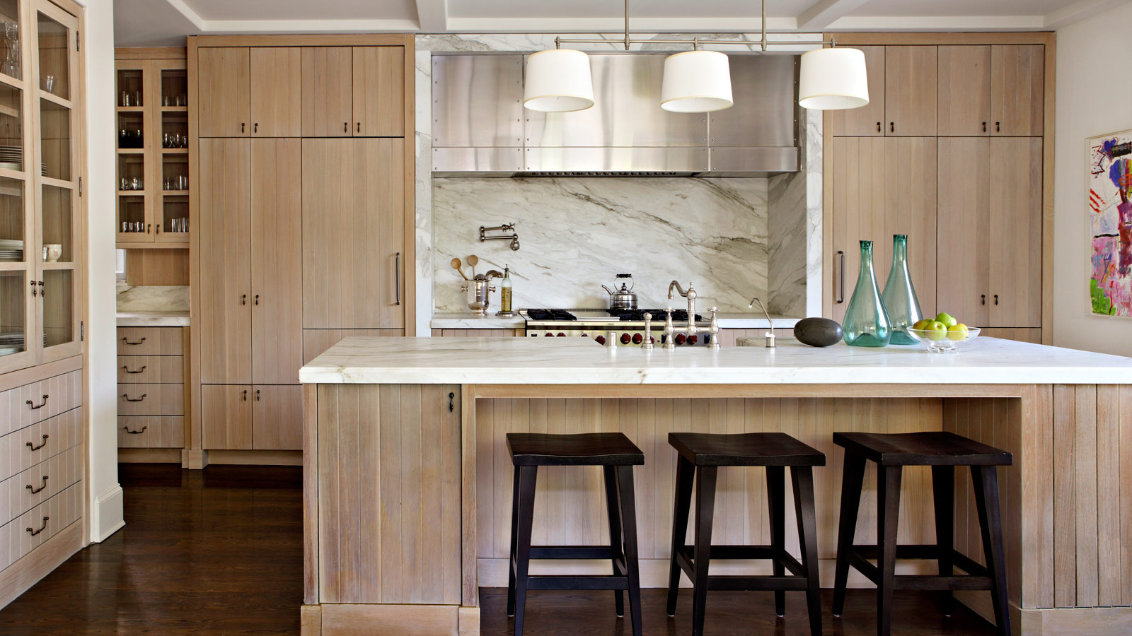 Wooden Kitchen Furniture Trend Alert Wood Kitchen Cabinets Cococozy