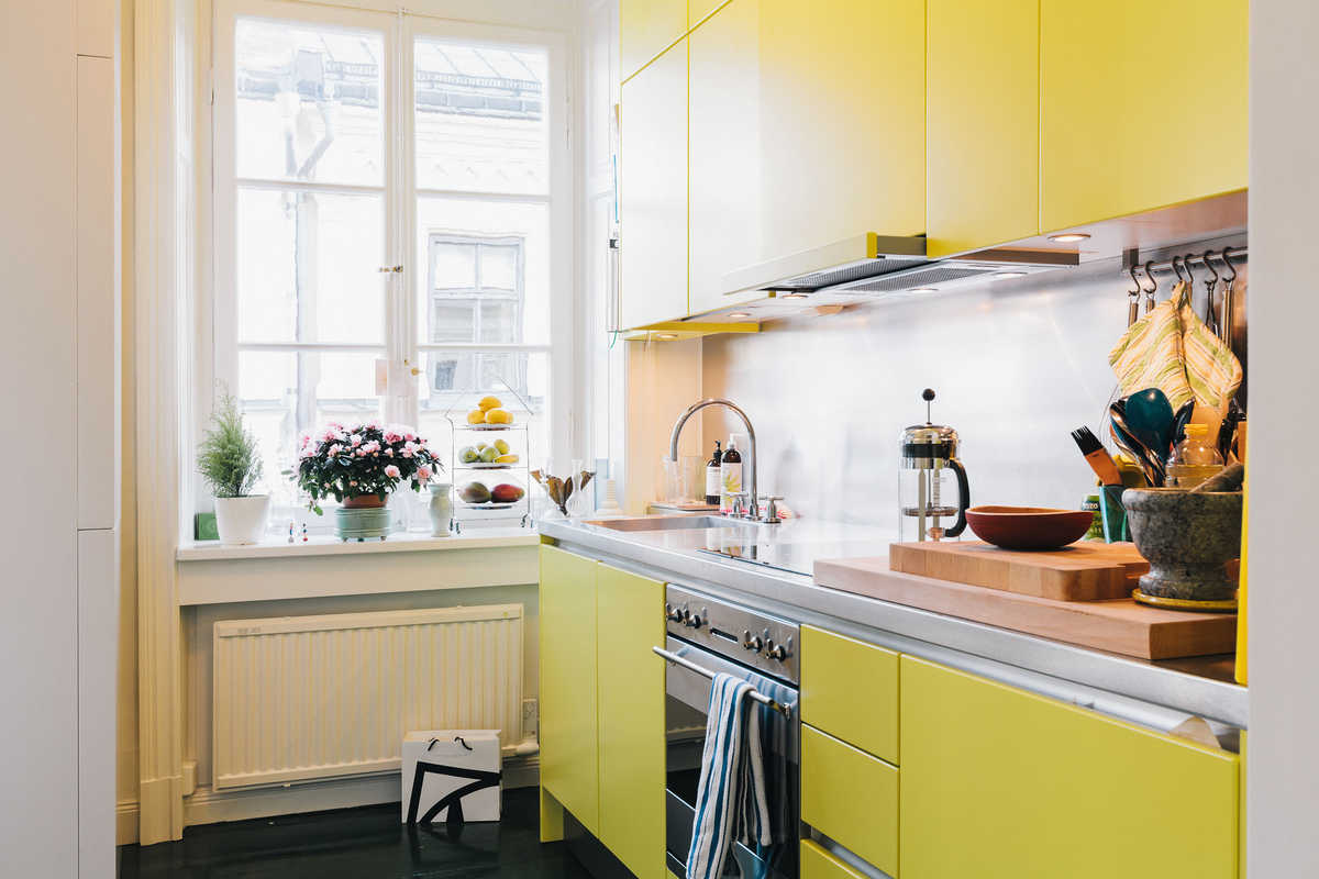 Doser Muebles Kitchen Week Colorful Kitchens Cococozy