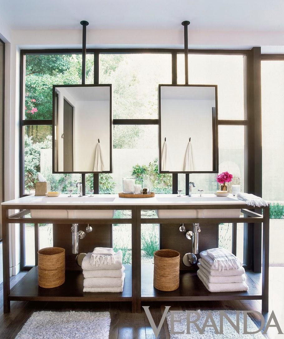 7 BRIGHT BATHROOM DESIGN IDEAS | COCOCOZY