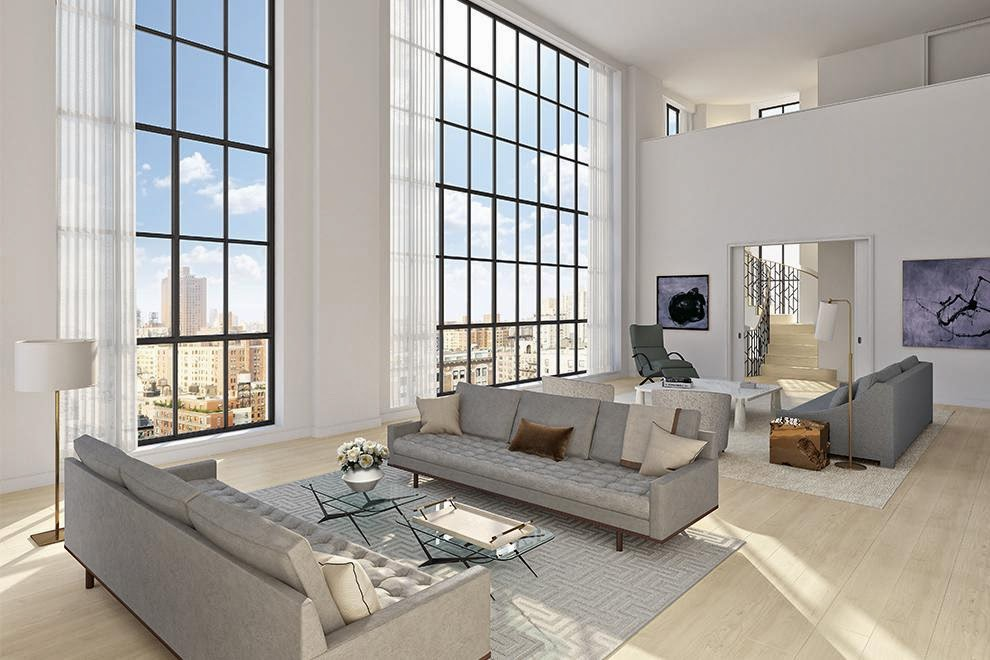 20 million upper east side penthouse for sale see this for Upper east side apartments for sale