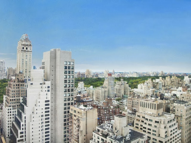 View from a NYC Penthouse