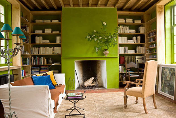 Color Watch An Idea On How To Use Chartreuse Cococozy