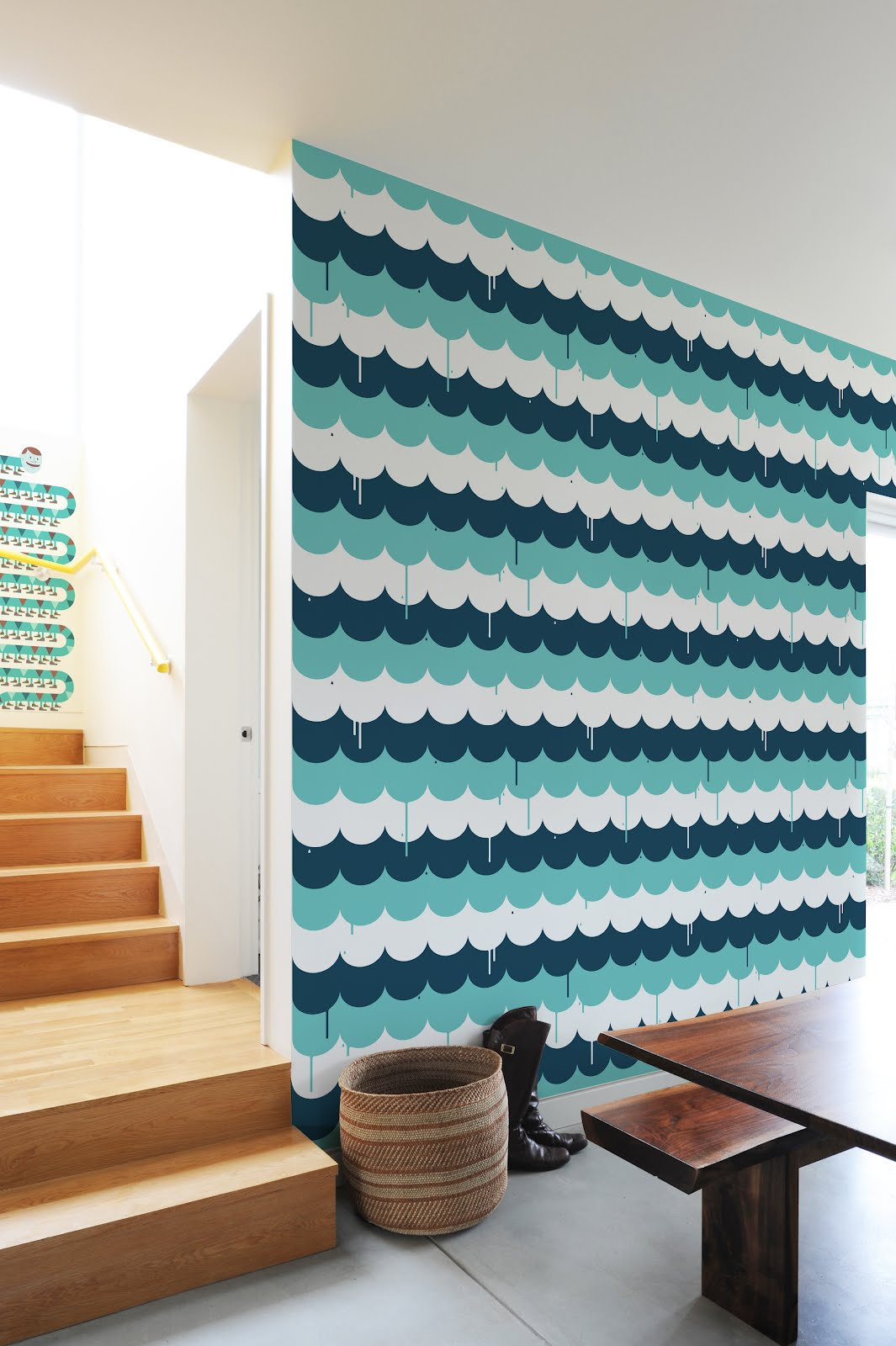 COCOCOZY FIND: SCALLOPED WALL TILES!   COCOCOZY