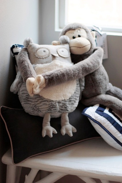Reader Submission An Adorable Do It Yourself Nursery