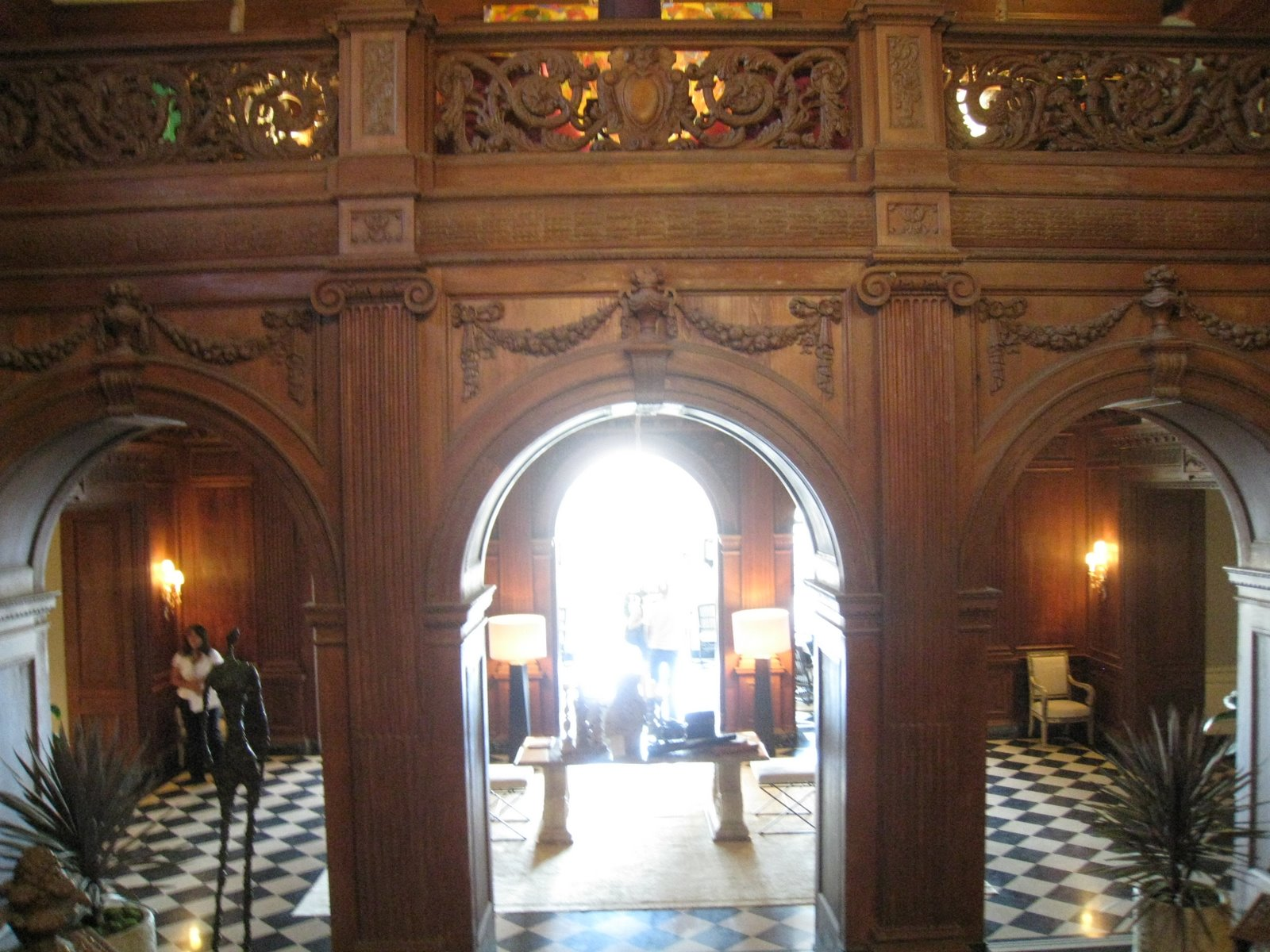 See this house the greystone mansion 39 s grand interior for The greystone