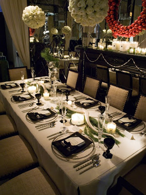 Jo Malone's table featured at DIFFA's Dining by Design Event in San Francisco