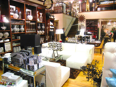 Cream and chocolate velvet floral pillow in Z Gallerie